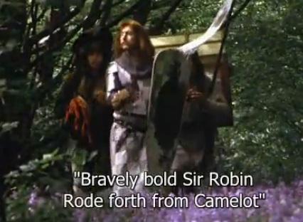 bravely bold sir robin