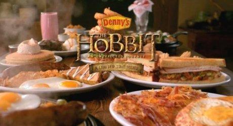 dennys hobbit menu