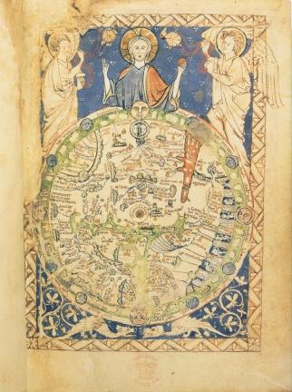 Psalter Mappa Mundi