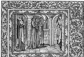 Troilus and Criseyde book 1 from Kelmscott Chaucer