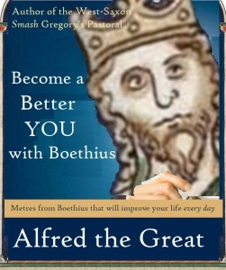 boethius alfred the great self help book